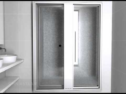 transformation douche en douche hammam youtube. Black Bedroom Furniture Sets. Home Design Ideas