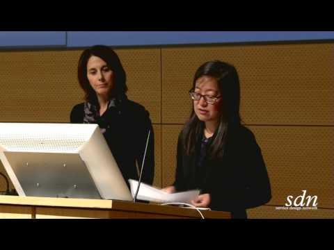 SDGC15 Saturday Morning Keynote 1 Sarah Brooks and Julia Kim