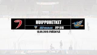 Huippuhetket 2019 - 2020: JYP vs. K-Vantaa