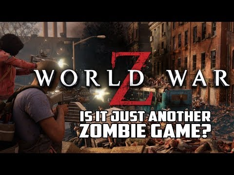 World War Z Review Just Another Zombie Game Gmanlives Youtube