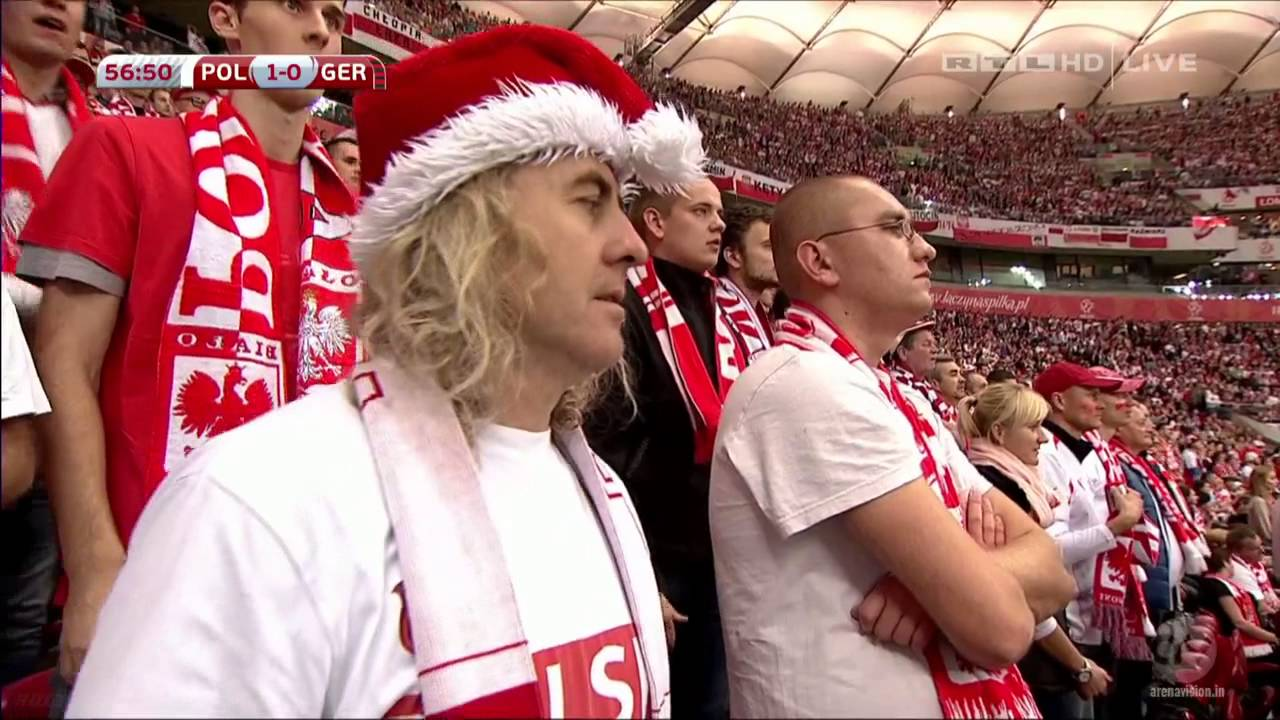 Polska - Niemcy, 2:0, druga połowa, 11.10.2014