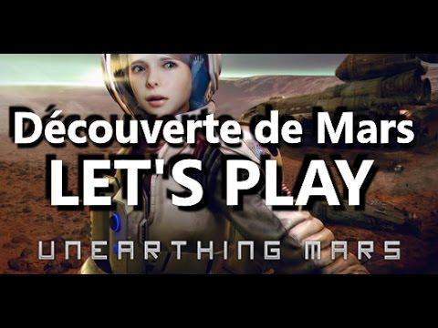 PSVR - Unearthing Mars #1 (à la découverte de Mars)  (Playstation VR)