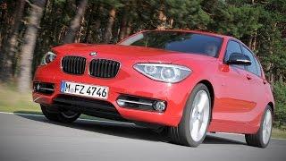 2011 BMW 1 Series — Динамика