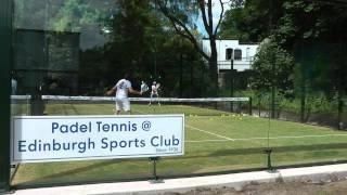Download Video Padel Tennis Juan & Diego Mieres Edinburgh Sports Club MP3 3GP MP4