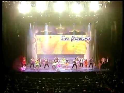 PATITO FEO La Historia Mas Linda En El Teatro.10 LAS POPULARES VS LAS DIVINAS (parte 1)