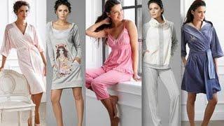 видео Какой должна быть домашняя одежда для женщин?