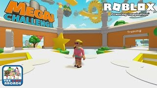 Roblox: MEGA! CHALLENGE - Participate In The Most Addictive Challenge (Xbox One Gameplay)