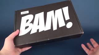 Subscription Spot | The Horror Bam! Box March 2018 UNBOXING!
