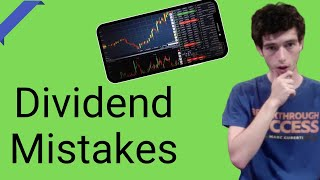 7 Common Dividend Investing Mistakes (Stock Market For Beginners)