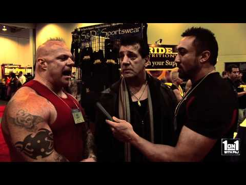 1 ON 1 WITH PAJ WITH CHUCK ZITO AND MEL CHANCEY