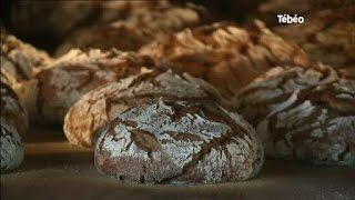 Boulangerie : Brendan Bihan réalise un pain à l'eau de mer