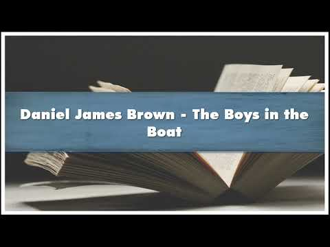 Daniel James Brown The Boys in the Boat Part 01 Audiobook Mp3