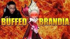 BUFFED BRANDIA DAMAGE IS SOLID!