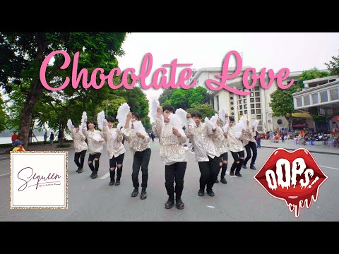 [KPOP IN PUBLIC] Girls' Generation & F(x) (소녀시대 & 에프엑스)_CHOCOLATE LOVE Dance Cover By Oops! Crew
