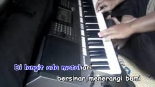 Nabi Muhammad Mataharinya Dunia Karaoke Yamaha PSR