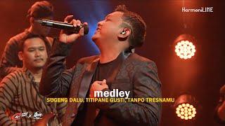 Download lagu LIVE - MEDLEY SUGENG DALU, TITIPANE GUSTI, TANPO TRESNAMU - DENNY CAKNAN #NDUWEGAWE