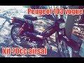 Test Peugeot 103 vogue kit 70cc airsal ?