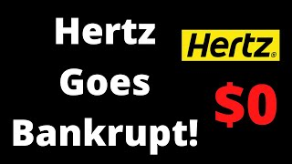 3 Things You Can Learn From Hertz's Bankruptcy  Htz Stock Analysis