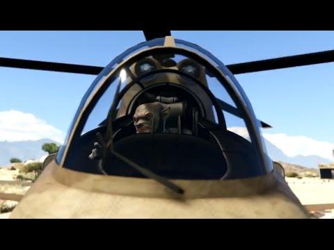 GTA 5 Crystal Clear Out 3 (Rockstar Editor Cinematic)Machinima