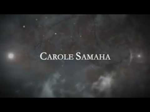 Rouh fell lyric video - carole samada - روح فل فيديو مع كلمات كارول سماحة
