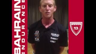 Bahrain Endurance 13 - Launch Luke Bell