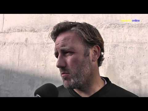 Maidstone v Havant & Waterlooville  Interviews & goal  Sept 2015