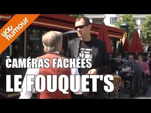 OLIVIER PERRIN change le Fouquet's ! : présidentielles
