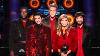 "7th Performance Together - Pentatonix - ""Born To Be Wild"" By Steppenwolf - Sing Off - Series 3"
