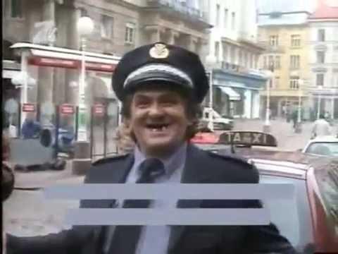 Braco Cigo i mali cigan patroliraju gradom kao policajci - Noćna Mora Željka Malnara