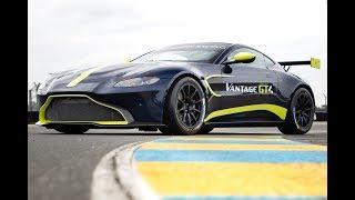 New Aston Martin Vantage GT4 Concept 2019 - 2020 Review, Photos, Exhibition, Exterior and Interior