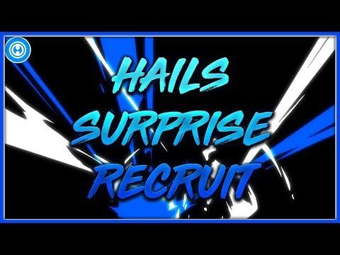 HAIL ALLIANCES SURPRISE RECRUITMENT! Ft: Hail Effekt