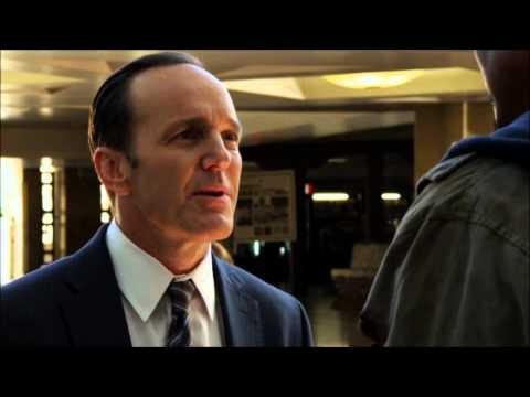 Agents Of Shield 1x01 - Mike And Coulson Showdown