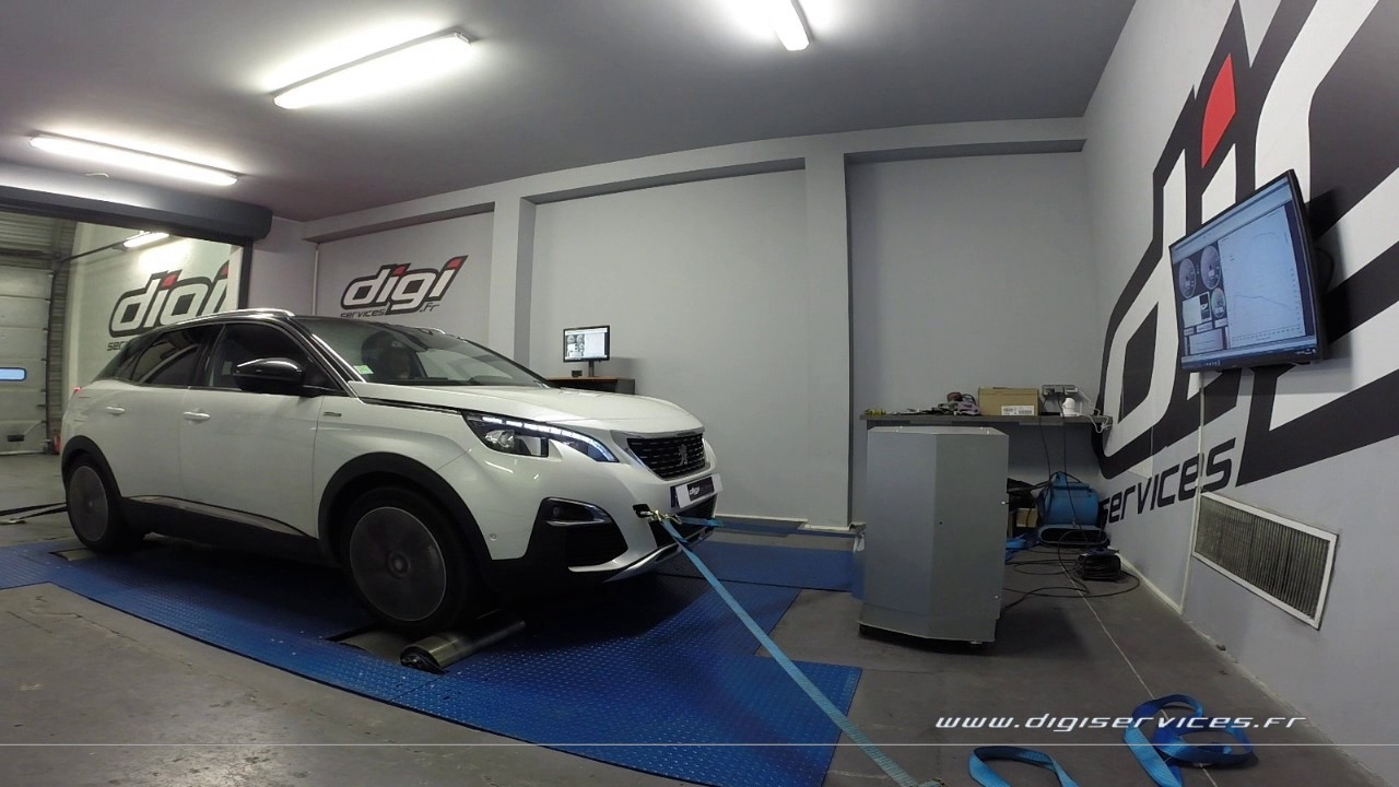peugeot 3008 1 6 bluehdi 120cv auto reprogrammation moteur 129cv digiservices paris 77 dyno. Black Bedroom Furniture Sets. Home Design Ideas