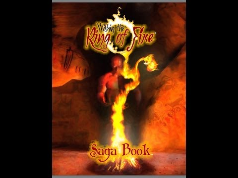 Rpg Review (1) Within The Ring Of Fire (saga Book)