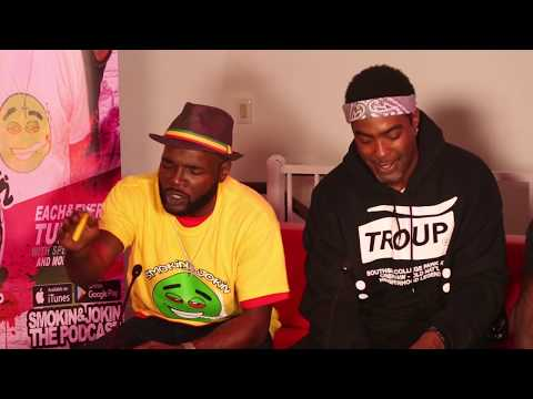 Smokin & Jokin The Podcast S2E9 w/ guests Dae Dae, Victoria Kimani, and Daz Dillinger