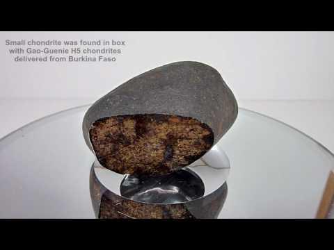 Meteorite Gao-Guenie (c) chondrite L6