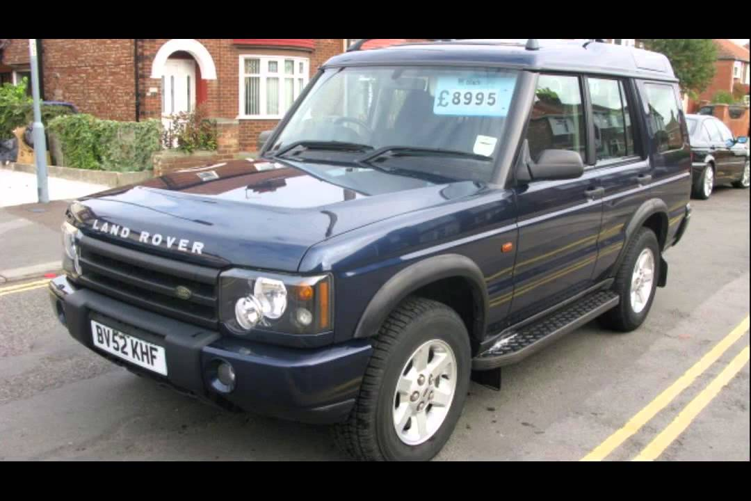 land rover discovery td5 tuning youtube. Black Bedroom Furniture Sets. Home Design Ideas