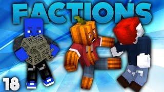 BASE MIT 66 SPAWNERN GERAIDED & BENX ZERSTÖRT - Minecraft Factions #18 | DieBuddiesZocken