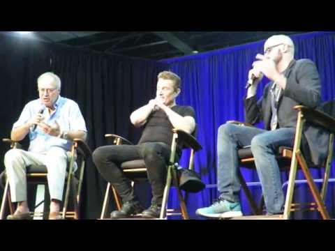 James Marsters and James Contner discuss filming kissing s on Buffy