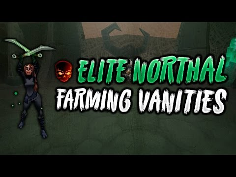 Arcane Legends - The Elite King Northal Grind (Vanity Farming)