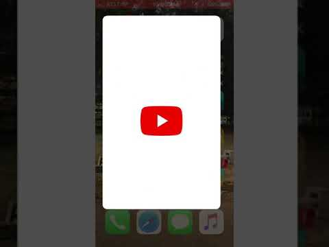 HOW TO LISTEN TO MUSIC ON YOUTUBE WHILE PHONE IS TURNED OFF!!!