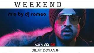 Weekend mix by dj romeo