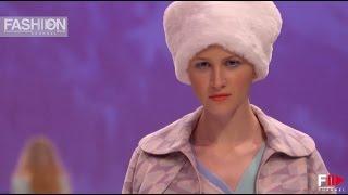 DARIA DONEZZ Fall Winter 2017 18 Ukrainian Fashion Week   Fashion Channel