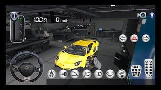 3D Driving Class: Camaro Car Simulator - Driver's License Examination Simulation | Android Gameplay