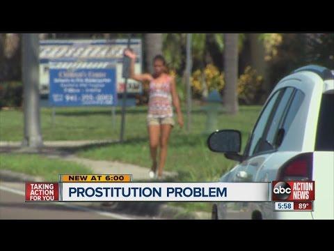Sarasota police tackle prostitution problem