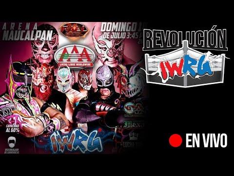 Revolución | IWRG