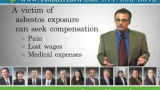 Compensation and Asbestos Claims Stockton Attorneys