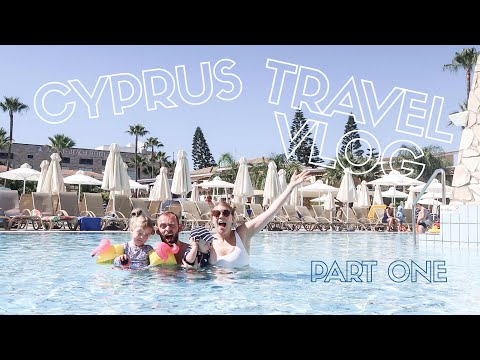 FAMILY HOLIDAY / VACATION TO CYPRUS | TRAVEL VLOG PART ONE!