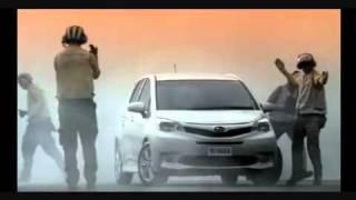 Subaru Trezia 2010 - city fun