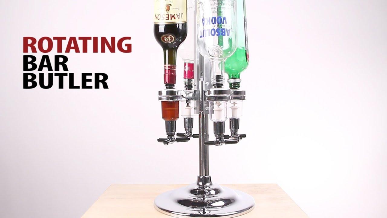 10 x 1.5 litre Wall Bottle bracket Spirit Measure Optic Holder Bar 75cl